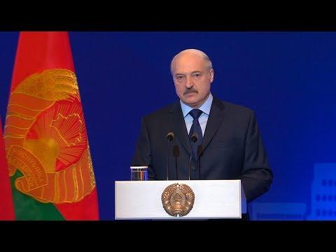 Лукашенко: современные международные отношения напоминают ситуацию перед Первой мировой (видео)