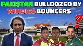 Pakistan Bulldozed By Windies Bouncers | WC Match 2 | Ramiz Speaks