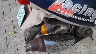 8. Hyosung SF 50 Racing