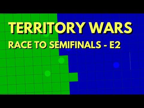 Territory Wars - Algodoo Marble Race Tournament - Semifinals E2