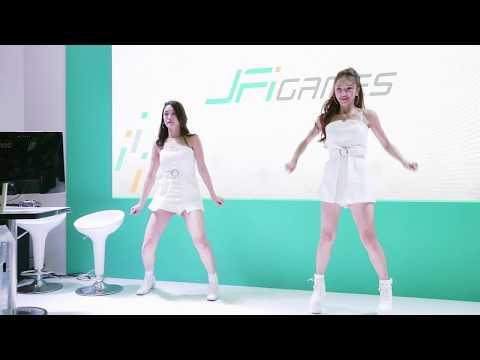 [2019-01-28] JFi Games 開場表演 - 「Me Too」 (維多、松崎優) @2019台北國際電玩展