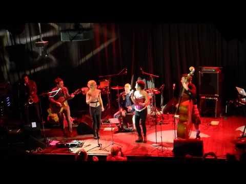Группа ФРУКТЫ - Попурри (live 17/01/2013 Б2)