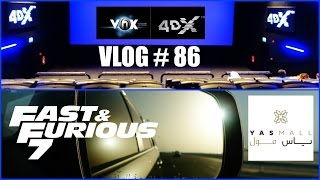 Nonton ABU DHABI VLOG # 86 - Vox Cinema 4Dx Experience Fast and Furious 7 at Yas Mall Film Subtitle Indonesia Streaming Movie Download