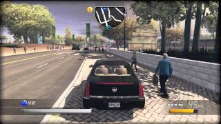 Cadillac DTS (2010) Review Driver SF 2011