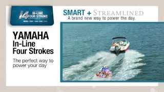 9. 2014 Yamaha In-Line 4 Stroke Models