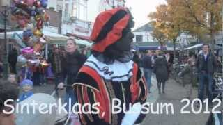 Bussum Netherlands  city photos gallery : Sinterklaas in Bussum, Netherlands