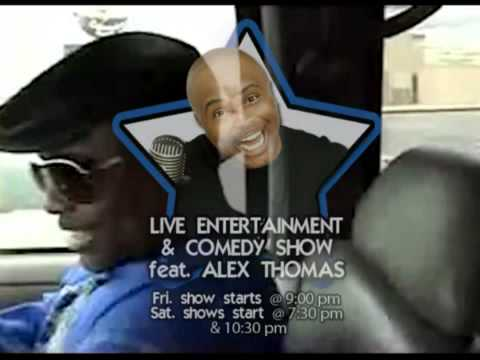Studio62nd Entertainment Complex - Alex Thomas Comedy Show