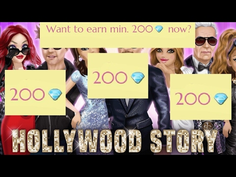 HOLLYWOOD STORY GAME CHEAT/HACK/TRICK | 100% SAFE | 100% WORKING | GET FREE DIAMONDS (Android)