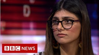 Video Mia Khalifa: Why I'm speaking out about the porn industry - BBC News MP3, 3GP, MP4, WEBM, AVI, FLV September 2019