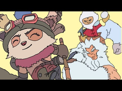 There's No Team In Teemo - League of Legends
