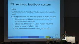 GDD 2011 Japan: Android Open Accessory API と ADK