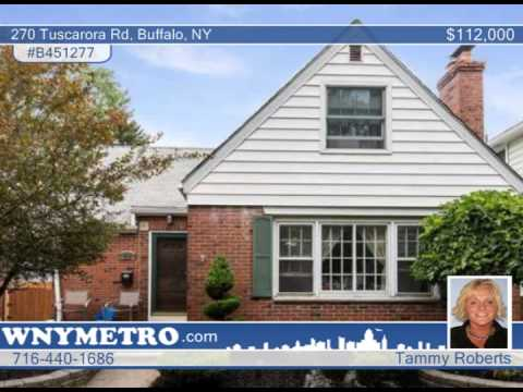 270 Tuscarora Rd  Buffalo, NY Homes for Sale | wnymetro.com