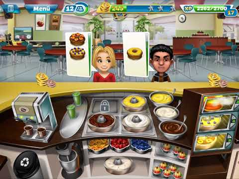 Cooking Fever - Bakery - Level 25 (by Match3news.com)