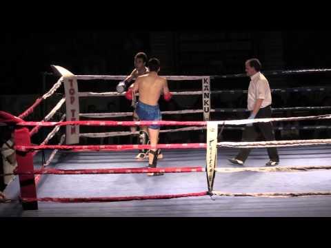 Velada Anaitasuna Bilal-Ángel (2º asalto)