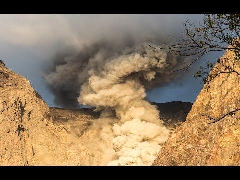 Day 2 Batu Tara Volcano Expedition, Indonesia