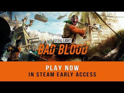 Королевская битва Dying Light Bad Blood вышла в Steam по программе раннего доступа