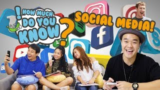 Video How Much Do You Know - Social Media MP3, 3GP, MP4, WEBM, AVI, FLV Maret 2019
