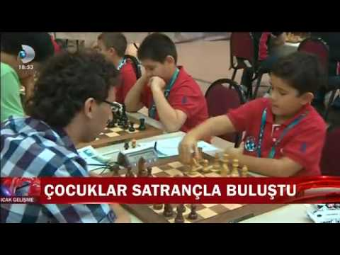 Kanal D - Ana Haber - Türkiye Küçükler, Yıldızlar ve Emektarlar Şampiyonaları - 25 Ocak 2017