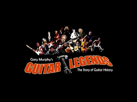 Guitar Legends – The Rock & Roll Years