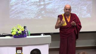 Public Talk by Ven. Matthieu Ricard - The Altruism Revolution