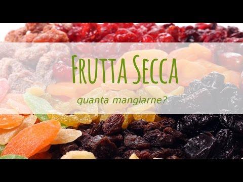 frutta secca: quanta mangiarne al giorno e quali benefici si ottengono?