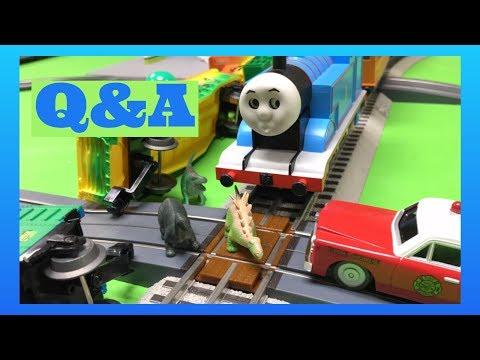 Trains Are Fun Q&A Train Tsar Fun