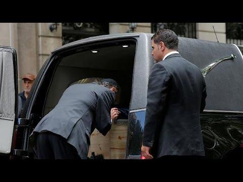 Σε συναγωγή στο Μανχάταν η κηδεία του Ελί Βιζέλ