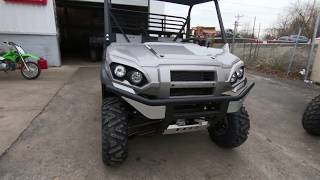 2. 2020 Kawasaki Mule Pro-FXR - New UTV For Sale - Milwaukee, WI