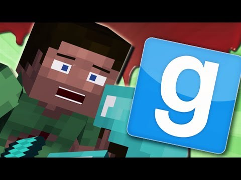 Gmod Murder Funny Moments: Minecraft Map, Prison Fail & More!