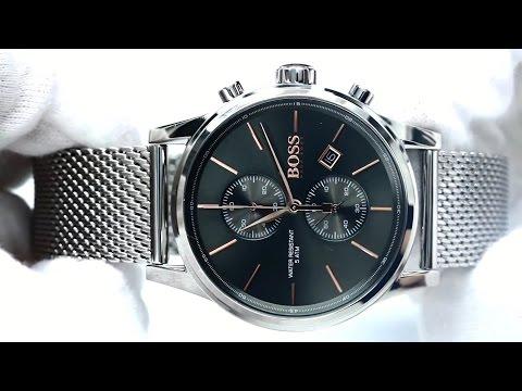 Hands On With The Men's Hugo Boss Watch 1513440