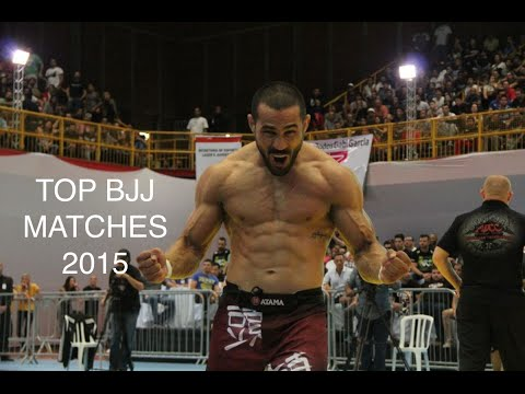 TOP BJJ & Grappling Matches of 2015