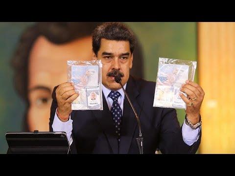 """Βενεζουέλα: Βίντεο με τους δύο Αμερικανούς που συνελήφθησαν κατά την απόπειρα """"εισβολής"""" …"""