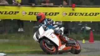 7. 2016 DUNLOP JAPAN MotoGymkhana [B] H2 1190 RC8R