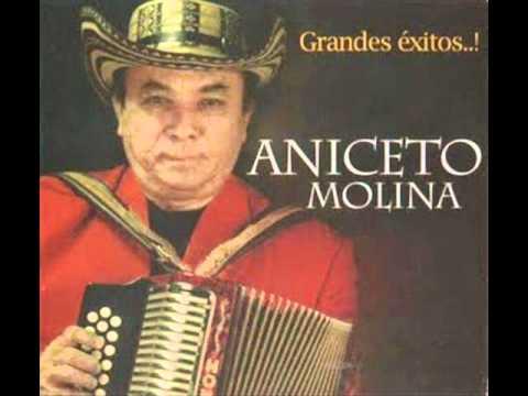 Aniceto Molina - Negra caderona lyrics