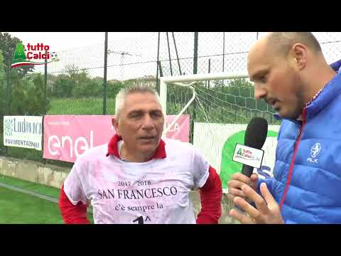 Gir.A. Sangregoriese - San Francesco 1-4.…