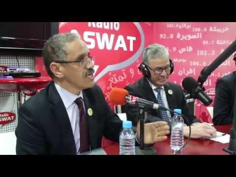 تصوروا ... وزير الصحة، الحسين الوردي، كيبدا نهارو بلا فطور!