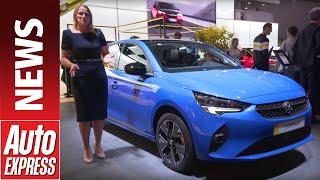 New 2020 Vauxhall Corsa-e - supermini heads up Vauxhall's EV future by Auto Express