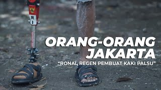 Download Video Kisah Ronald Regen, Sang Pembuat Kaki Palsu MP3 3GP MP4