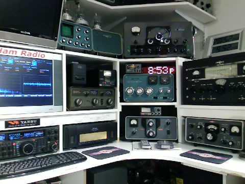 Ham Radio Console Ham Radio
