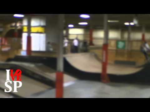 Skaters Edge Skatepark - Taunton - MA