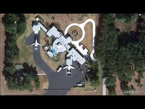 Google Earth misteri e stranezze con coordinate (parte 5) HD