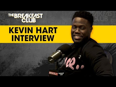 Kevin Hart Talks 'The Upside', The Oscars Situation, Always Having To Apologize + More