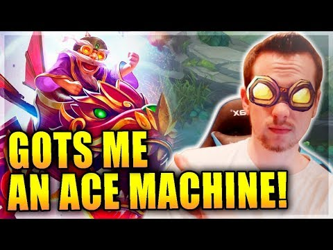 I CAN'T LOSE ON CORKI | Mid Lane to Diamond #3 - League of Legends (видео)
