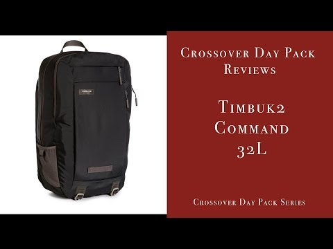 Review Of The Timbuk2 Command 32L