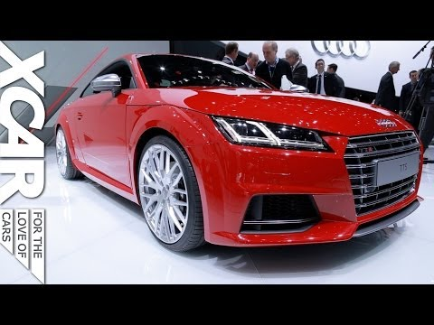 2015 Audi TT, what it is and where it came from – Geneva 2014 – XCAR