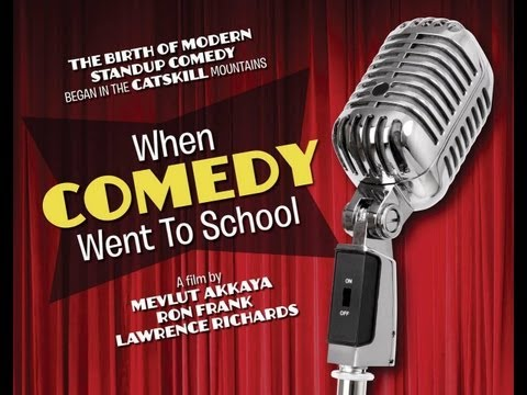 When Comedy Went To School Official Trailer 2013
