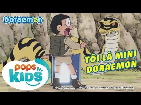 [S6] Doraemon Tập 277 - Tôi Là Mini Doraemon, Đẹp Trai Mạnh Mẽ Hay Thông Minh - Hoạt Hình Tiếng Việt - Thời lượng: 20:20.