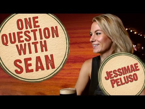 Oversexed Twitter: Jessimae Peluso - One Question with Sean