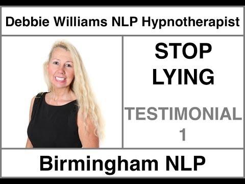 I Stopped Telling Lies Testimonial