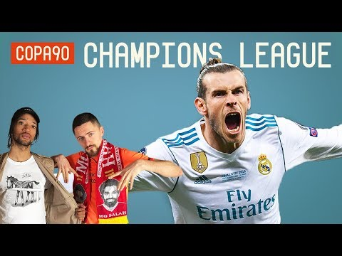 Bale Smashes Liverpool with Best Ever UCL Goal! | Champions League Show